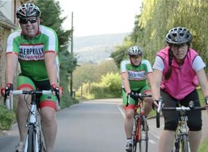Caerphilly Cycling Club Thursday Beginner ride