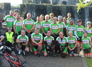 Caerphilly Cycling Club Tuesday ride
